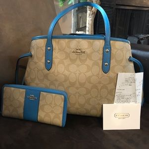 Luxury Purse and wallet set